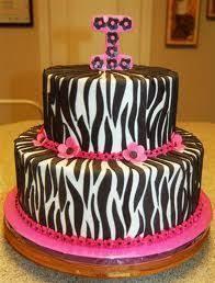 baby shower cakes for a zebra print cakefilley zebra baby