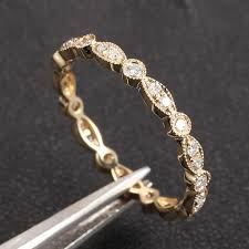 gold wedding bands for women cheaper version of the band i like weddings are so expensive