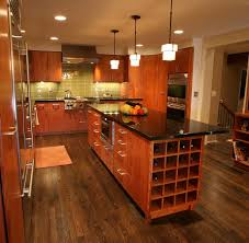 mahogany kitchen island with our 60 s mahogany kitchen house update ideas