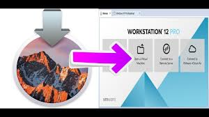 creezi o imagine iso cu mac os x sierra pentru vmware youtube