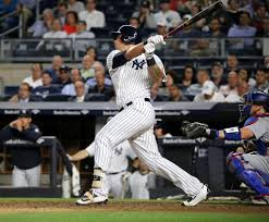 Aaron Judge Gary Sanchez Struggle In Game 1 Loss To Indians Newsday - don t forget about gary sanchez gotham sports network