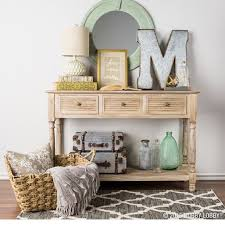 Entryway Tables And Consoles Best 25 Accent Table Decor Ideas On Pinterest Foyer Table Decor