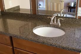 granite countertop sink options bathroom sink options for granite countertops sink ideas