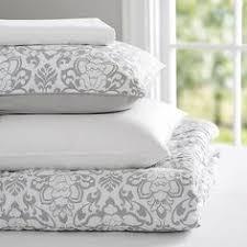 light gray twin comforter found it at joss main netea gray white comforter set basement