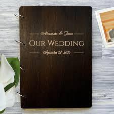 personalized wedding photo album etsy wedding ideas brides book