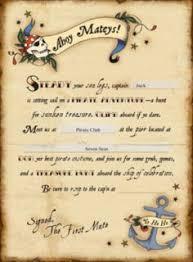 pirate invitations wording pirate party invitation wording