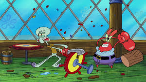 squidward mr krabs relationship encyclopedia spongebobia