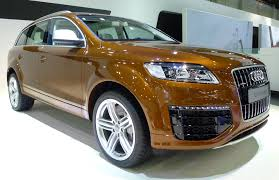 Audi Q7 Limo - power cars audi q7 4 2 facelift ipanema brown metallic