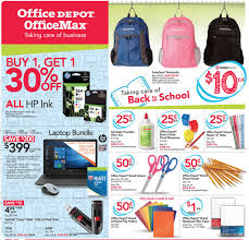 Office Depot by Office Depot Office Max Weekly Ad 7 16 17 U2014 7 22 17