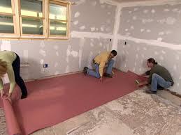 rosin paper floor meze