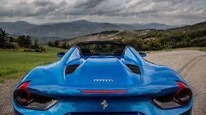 ferrari car 2016 2016 ferrari 488 spider review and road test with horsepower