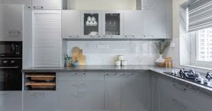 best stainless steel kitchen cabinets in india acrylic or laminate which is the best finish for your