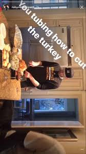 11 best sports thanksgiving snapchats carmelo hosts d wade and