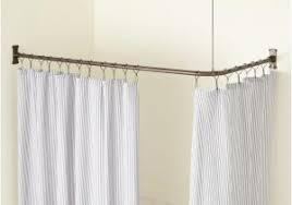 Swing Arm Curtain Rod Swing Arm Curtain Rod Lowes Awesome Bathroom Remarkable Swing Arm