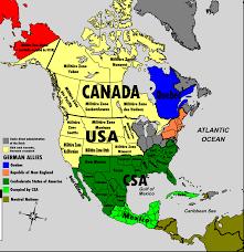 Alternate History Maps Alternate History Canada Alternate History