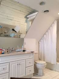 attic bathroom ideas industrial chic attic bathroom renovation hometalk