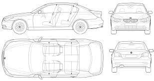 car blueprints чертежи автомобилей bmw