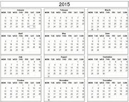 printable calendar year 2015 small printable calendars artistic quilt
