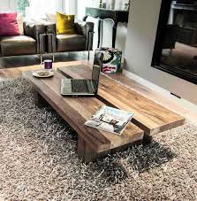 Wood Coffee Table Reclaimed Wood Coffee Table Shelf All Furniture Unique