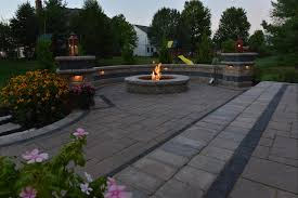 Patio And Walkway Designs by Exterior Design Interesting Cambridge Pavers For Inspiring