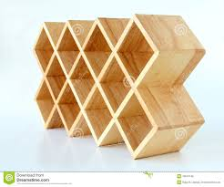 Audio Rack Plans Wood Lattice Display Rack Royalty Free Stock Image Image 16547146