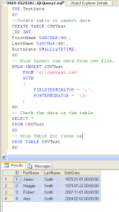 t sql insert into new table sql server import csv file into sql server using bulk insert
