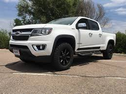 icon 4x4 truck 2016 chevy colorado duramax with icon stage 2 suspension