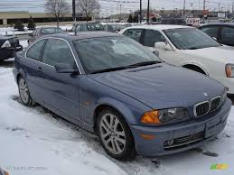 2001 bmw 3 series 330i 2001 steel blue metallic bmw 3 series 330i coupe 24874952