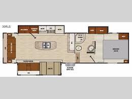 5th Wheel Camper Floor Plans Chaparral Lite Fifth Wheel Rv Sales 5 Floorplans