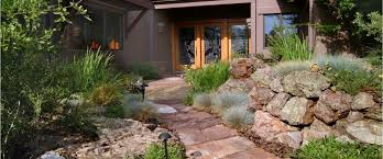 Southwest Landscape Design by Landscapes For Life Landscape Design Steel Garden Art