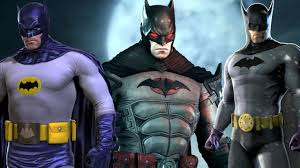 batman costumes batman arkham knight all costumes and batmobile skins youtube