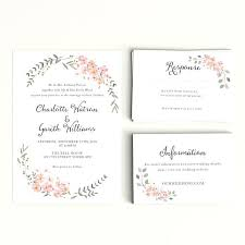wedding invitation response card wedding invitations with response cards and envelopes meichu2017 me