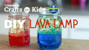 how do you make a homemade lava l diy lava l crafts for kids pbs parents youtube