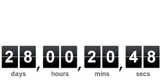 16 cool countdown timer scripts for your projects free and