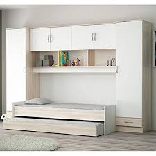 betten für jugendzimmer schrankbett grau weiß b 308 bett für jugendzimmer matratzen