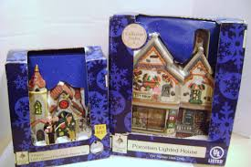 victoria falls christmas village houses and 50 similar items