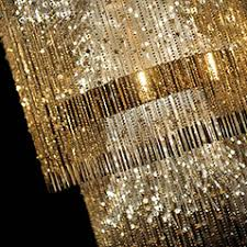 diamond chandelier hearts on diamond chandelier featured at emmy awards