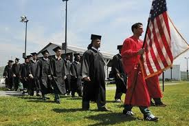 academic robes from prison uniforms to graduation robes the chronicle of higher