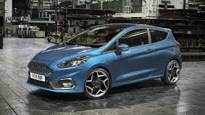 2018 ford fiesta st review top speed