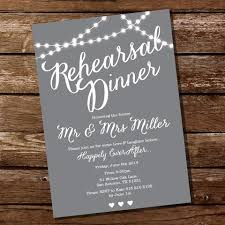 rehearsal dinner invitations printable rehearsal dinner invitations stylish and