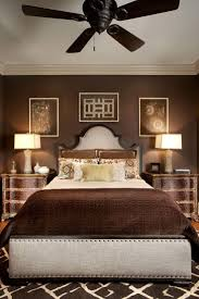 dark brown bedroom walls decorating ideas wall shelves paint