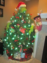 community the grinch tree