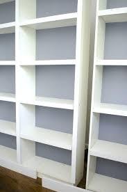 Ikea Billy Bookcase Hack Ikea Bookshelf Hack Built In Ikea Expedit Bookcase Built In Ikea