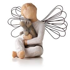 willow tree of comfort figurine figurines hallmark