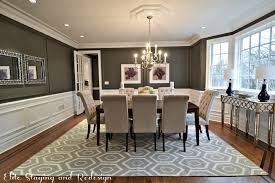 Painting Dining Room With Chair Rail Paint Colors U0026 Tips When Selling Elite Staging And Design