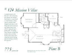 floor plans mission villasmission villas