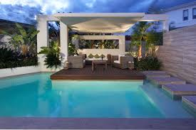 pool cabana ideas pool cabana ideas pool contemporary with aquatic awning covered