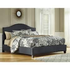 Larimer Upholstered Bedroom Set King Bedroom Sets Ashley Furniture