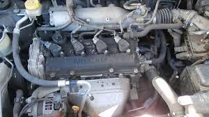 wrecking 2006 nissan xtrail engine 2 5 automatic j14466 youtube