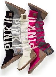 womens boots secret s secret pink sock boots on the hunt